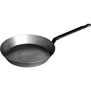 Black Iron Frying Pans