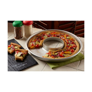 Aluminium Double Crust Pizza Pan